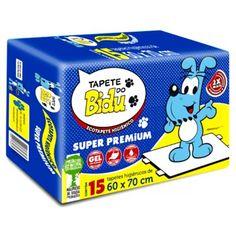 Ecotapete Higiênico Super Premium Bidú - MeuAmigoPet.com.br #petshop #cachorro #cão #meuamigopet