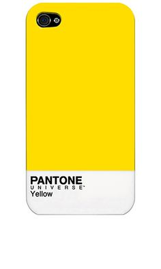 Having an Iphone opens up all these possibilities. Iphone 3, Iphone Cases, Yellow Pantone, Pantone Universe, Paint Chips, Shades Of Yellow, Color Inspiration, Things I Want, How To Apply