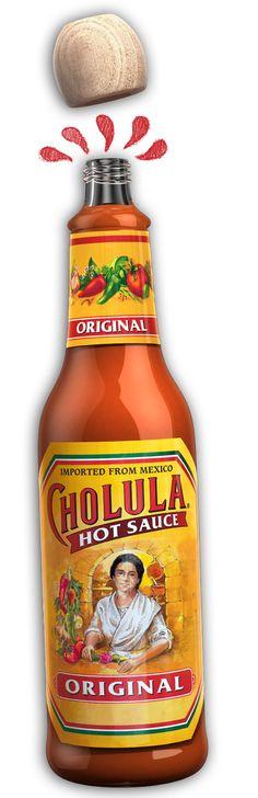 Original - Cholula Hot Sauce