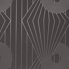 BRADLEY USA │Erica Wakerly Wallcovering │MINISPIRAL CHARCOAL SILVER WALLCOVERING  │ shop.bradley-usa.com for trade pricing #bradleyusa #ericawakerly #chicagointeriordesign #newyorkinteriordesign #atlantainteriordesign