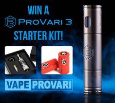 Win a ProVari3 Starter Kit