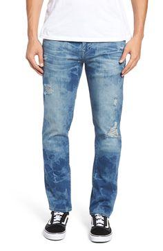 a16408801807 Main Image - True Religion Brand Jeans Geno Straight Leg Jeans (DPYL Indigo  Tide)