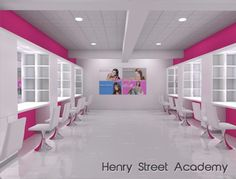 State of the art purpose built training academy.
