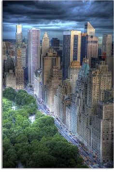 NYC. 59th Street Central Park South In The New York City Borough Of Manhattan Runs East-west, From   Amazing Places