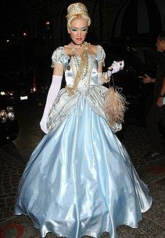 Gwen Stefani como Cenicienta