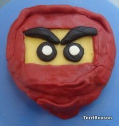 Are you wondering how to make a Lego Ninjago cake? I'll share my simple Ninjago Kai cake and lots of other ideas for a very cool Ninja birthday...