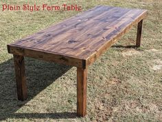 Superb We Build Custom , Quality, And Rustic Farmhouse Style Wood Furniture And  Home Decor For Affordable Prices. We Are Located In The Cleburne , Tx Area  But We ...