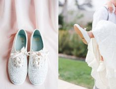 The Bride Wore Glitter Keds ~ Keds X Kate Spade New York Champion Glitter in cream Home Wedding, Wedding Things, Dream Wedding, Wedding Ideas, Wedding Shoes Bride, Bridal Shoes, Kate Spade Keds, Keds Champion, Short Gowns