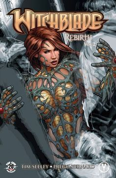 Buy Witchblade Rebirth Volume 2 by Tim Seeley, Diego Bernard, Fred Benes, Arif Prianto, John Tyler Christopher and Read this Book on Kobo's Free Apps. Discover Kobo's Vast Collection of Ebooks and Audiobooks Today - Over 4 Million Titles! Comic Book Covers, Comic Books Art, Comic Art, Witchblade Cosplay, Witchblade Anime, Alternative Comics, Heavy Metal Art, Top Cow, Image Comics