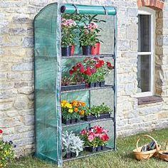 Walk In Greenhouse, Greenhouse Gardening, Smart Garden, Home And Garden, Outdoor Plants, Outdoor Gardens, Sliding Door Wheels, Polycarbonate Greenhouse, Roll Up Doors