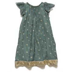Party Gold Star Dress - Teal dresses for girls maybe The stuff in this shop for kids. Fashion Kids, Little Girl Fashion, Little Girl Dresses, Girls Dresses, Teal Dresses, Club Fashion, 1950s Dresses, 1950s Fashion, Party Dresses