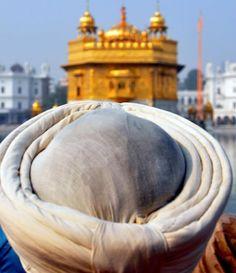 Sikhism Beliefs, Golden Temple, Amritsar, Turban, Bean Bag Chair, India, Architecture, Arquitetura, Goa India