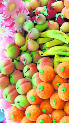 Valencia, Mango, Culture, Apple, Fruit, Food, Stationery Paper, Community, Manga