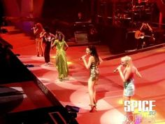 ▶ Spice Girls - Spice up your life live in Istanbul - YouTube