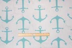 All Outdoor Fabric :: Premier Prints Anchors Printed Poly Outdoor Fabric in Ocean $8.95 per yard - Fabric Guru.com: Fabric, Discount Fabric,...