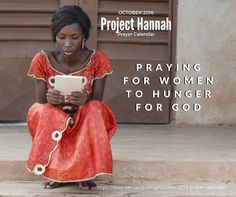 Through October, Project Hannah is praying for women to surrender to God - surrender heartbreak and loneliness. Take time to rest. Share God's hope and healing. To seek God and come boldly before Him. Prayers For Hope, Hope In God, Surrender To God, Raising Godly Children, Daughters Of The King, Seeking God, Godly Woman, Get Up, People Around The World