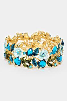 Crystal Fashion Bracelets