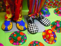 clown shoes are fantastic