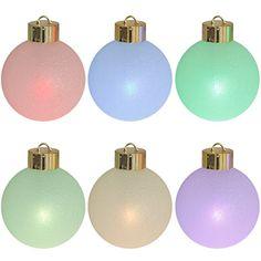 6stk Farbwechsel LED Lichterkette Batteriebetriebenen mit Fernbedienung, Wasserdicht Weihnachtskugeln Ideal für Weihnachtsbaum, Geburtstag Party, Hochzeit Koopower http://www.amazon.de/dp/B00NWAK4GK/ref=cm_sw_r_pi_dp_Shhmwb1GVAA9A