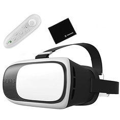 Gafas de Realidad Virtual 3D + Mando Control Remoto Yokkao para Jugar - https://realidadvirtual360vr.com/producto/gafas-de-realidad-virtual-3d-mando-control-remoto-yokkao-para-jugar-para-iphone-android-todo-tipo-de-smartphone-con-pantalla-de-3-6-pulgadas/ #RealidadVirtual #VirtualReaity #VR #360 #RealidadVirtualInmersiva