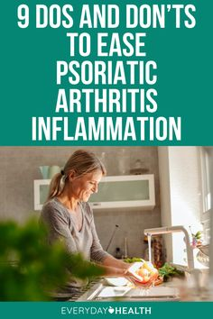 Reducing inflammation in your body can ease symptoms like pain and stiffness and help prevent joint damage.