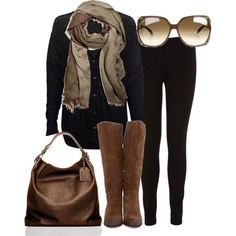 "fall outfits polyvore | fall outfit"" by kkaylawoodssx on Polyvore 