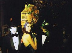 On 12/12/72 Marie-Hélène de Rothschild, member of the most powerful elite family in the world, held a Surrealist Ball at Château de Ferrières Read more at http://vigilantcitizen.com/latestnews/pictures-rothschild-family/#AwghGeKWETFw4pkD.99