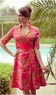 Shabby Apple 'Ipanema' Dress