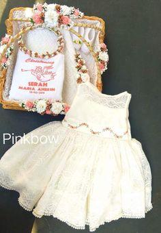 Girls Dresses, Flower Girl Dresses, Baptism Dress, Bellisima, Christening, Wedding Dresses, Baby, Fashion, Dresses Of Girls