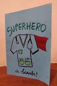 Doctors Day, Superhero, Cover, Books, Home Decor, Art, Art Background, Libros, Decoration Home