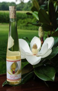 Cynthia Dessert Wine, Hague Winery - been there :) we love the Cynthia Dessert Wine