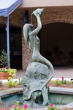 Mermaid Fountain (stock)27May 27, 2014 by SabrinaFranek