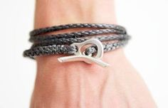 Hitch Wrap Bracelet by Jill Platner