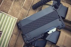 Dango Tactical Wallet. The multi-tool wallet that cuts, saws and protects.