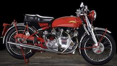 1951 Vincent Sold for $434,00 at Auction