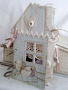 Melissa Phillips - Precious Baby Mini Album and Gift Set