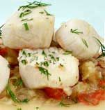 Scallops provides for each of the nutrients of which it is a good, very good, or excellent source according to our Food Rating System