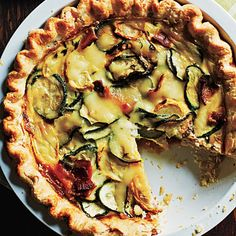Healthy Quiche Recipes  http://www.cookinglight.com/food/recipe-finder/healthy-quiche-recipes-00412000074650/