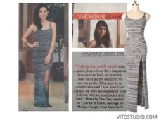 CELEBRITY STYLE. VJ and host BIANCA ROQUE BRADNER talks about one of her favorite fashion items, a versatile and timeless KNIT DRESS BY TAN GAN.   TAN GAN is available at VITOSTUDIO.COM  Shop TAN GAN http://vitostudio.com/shop/en/71-tan-gan  VITOSTUDIO.COM ships WORLDWIDE. We accept payments via PayPal, Cash On Delivery or Bank Transfer.  For more information, send us PM or email us at info@vitostudio.com. You may also reach us through our mobile +63 917 714 23 39.