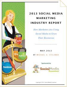2013 Social Media Ma
