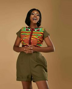 Short African Dresses, Latest African Fashion Dresses, African Print Fashion, African Wear, African Attire, Couples African Outfits, African Print Jumpsuit, Vetement Fashion, Fashion Sewing