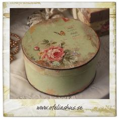My Shabby Chic World: August 2010