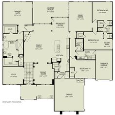 HAYDEN, 125 | Drees Homes Interactive Floor Plans | Custom Homes Without  The Custom Price