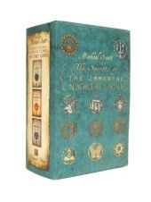United States - The First Codex  Boxed Set of Alchemyst, Magician  Sorceress! Such a great series!