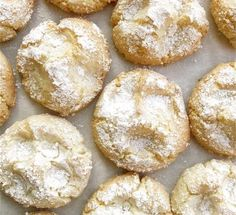Beyond flourless chocolate cake and macaroons: chewy almond cookies | Flourish - King Arthur Flour's blog