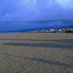 La spiaggia dormiente