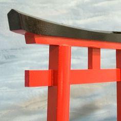 japanese gates and entrances | Japanese Shinto Shrine Gate Small Wood Inari Torii Tori Japan Tokaido ...