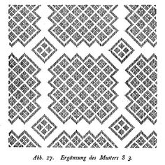Reconstructed pattern of a silk fragment from Birka, grave From Agnes Geijer, Birka III, p. Tablet Weaving, Loom Weaving, Textiles, Viking Dress, Early Middle Ages, Norse Vikings, Clothing And Textile, Medieval Clothing, Iron Age
