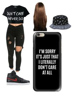 """""""Untitled #50"""" by ilianavaldez on Polyvore featuring Casetify"""