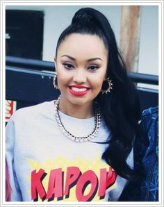 leigh-anne pinnock ♡ ( little mix )